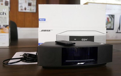 Bose Wave IV CD Player ($358.40)