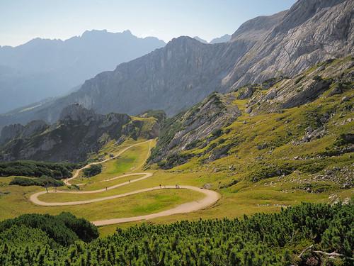 Near Alpspitze