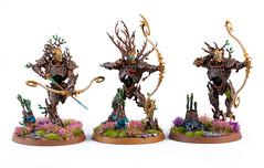 Kurnoth Hunters (Tobias Bomm) Tags: gamesworkshop miniatures painting warhammer ageofsigmar