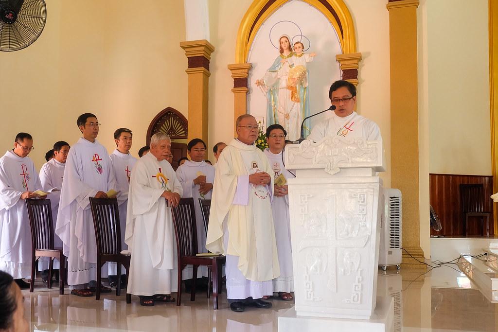 Thánh lễ tạ ơn khánh thành nhà thờ Hòa Cường – Giáo phận Đà Nẵng - Ảnh minh hoạ 22