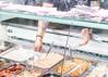 Serving food (Lara Santaella) Tags: tattoo food comida fridge nevera vitrina spatula spoon cucharón tupper tarrina recipiente retro