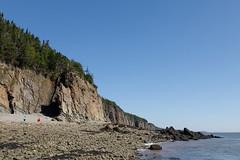 Enrage (Bert CR) Tags: atlantic eastcoast holiday seaside vacation capeenrage newbrunswick cliff bayoffundy fundy tide lowtide enrage nbphoto