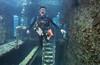 0203a (KnyazevDA) Tags: disability disabled diver diving undersea padi underwater owd redsea buddy handicapped aowd egypt sea wheelchair amputee paraplegia paraplegic travel scuba deptherapy liveaboard safari