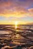 DSC01294 (kennyum) Tags: travel europe finland kemi icebreaker sampo icebreakersampo gulfofbothnia sunset twilight ice
