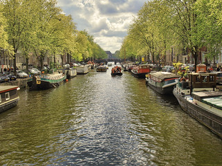 Another beautiful Amsterdam Canal.