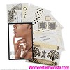 Flash Tattoos Beyonce Authentic Metallic Temporary Tattoos 5 Sheet Pack (gold/black) - Includes Over 56 Premium Waterproof Tattoos (womensfashionista) Tags: 5 56 authentic beyonce flash goldblack includes metallic pack premium sheet tattoos temporary waterproof