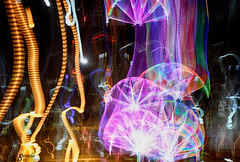 The Wheel and More (olliebroadie) Tags: darlingharbour colours catchy sydney abstract photoart photo art