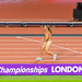 Streaker during London 2017 IAAF World Championschips