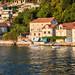 Small sea town