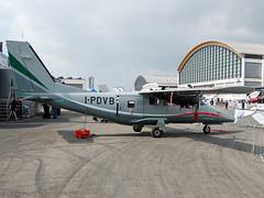 I-PDVB Vulcanair AP-68TP-600 A-Viator (johnyates2011) Tags: friedrichshafen ipdvb vulcanair aerofriedrichshafen