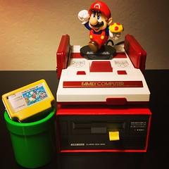 Sonic Mania? Nah.. Mario Mania! 😎  #nintendo #videogames #famicommini #famicom #supermariobros #mariomania (djdac) Tags: nintendo videogames famicommini famicom supermariobros mariomania