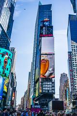 Times Square (Manny Esguerra) Tags: architecture newyork city cityscape
