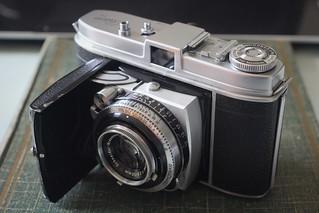 Camera of the Day - Kodak Retina Ib 018 - Oxidised edges fixed