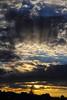 Ciel de fin de journée. (jjcordier) Tags: nuage météorologie rayonlumineux altocumulus