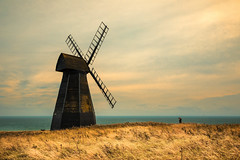 Beacon Mill Memory... (Photography by Julia Martin) Tags: photographybyjuliamartin beaconmill rottingdeanwindmill 3252memories sussex gristmill britishwindmill 1802 gradelllisted smockmill 8sides newmill rottingdean
