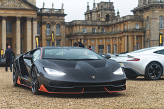 Ready to Go (Beyond Speed) Tags: lamborghini centenario supercar supercars car cars carspotting nikon v12 carbon blenheim palace blenheimpalace automotive automobili auto limited wet