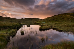 Good Morning Campers (Mark Boadey) Tags: cloud pink angletarn sunrise sunset lakeslakedistrict red