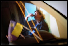 Alcoholic in the car-park. (Ігор Кириловський) Tags: alcoholic carpark chernivtsi ukraine slr nikonf5 af zoomnikkor 28105mmf3545d kodak colorplus200 promaster spectrum7uv c41