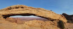 Mesa arch (jsenniko) Tags: canyonlands arch asv
