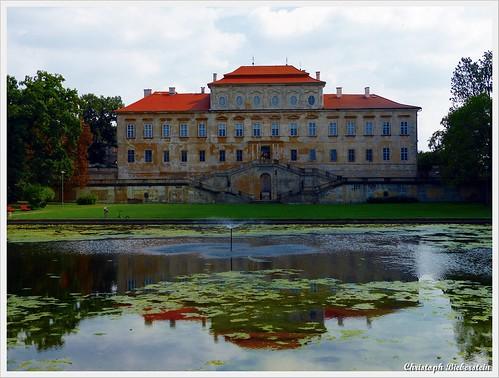 Schloss Dux (Zámek Duchcov)