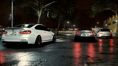 Need for Speed™ (nikitin92) Tags: game screenshots vidoegame car racing road needforspeed nfs2016 bmw m4 nissan gtr mitsubishi lancer evolution ix mr pc 4k japan germany