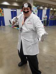 Dr. Mario (Wrath of Con Pics) Tags: cosplay otakon otakon2017 drmario supersmashbros