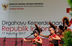 Little Yapong dancer (A. Yousuf Kurniawan) Tags: children dance dancer tradition culture colourful performance independenceday indonesia decisivemoment
