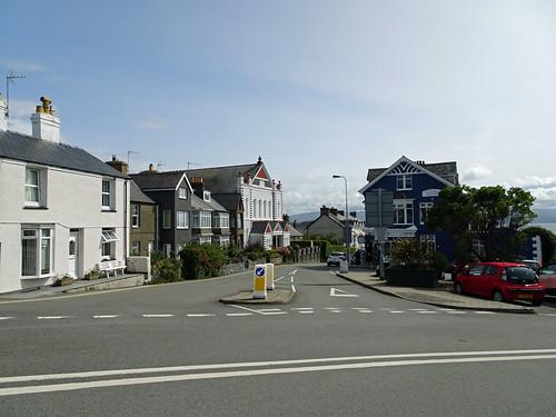 Penpaled Road, Criccieth