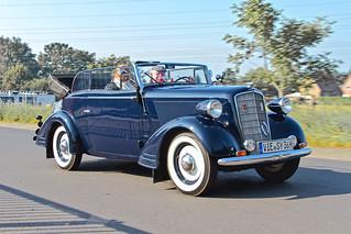 Opel Super Six Cabriolet 1936 (7194)