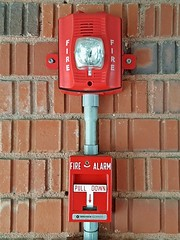 SpectrAlert Advance with pull station (SchuminWeb) Tags: schuminweb ben schumin web may 2017 county north carolina nc northcarolina outer banks obx outerbanks ocracoke island ocracokeisland hyde fire alarm alarms strobe strobes spectralert system sensor advance red notification appliance appliances light lights horn horns hornstrobe hornstrobes firealarm firealarms strobelight strobelights systemsensor pull station stations brooks equipment pullstation anchorage inn anchorageinn pullstations ada fail fails