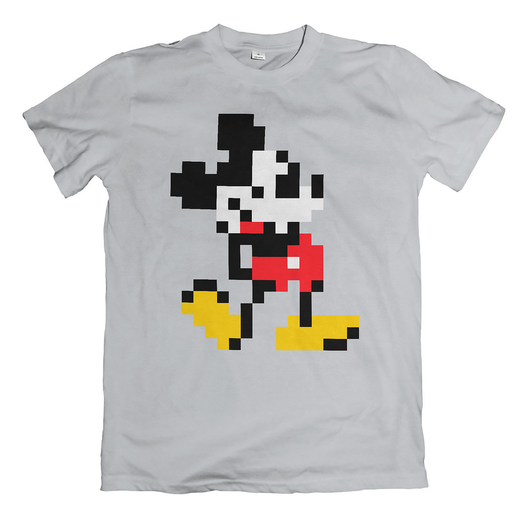 The Worlds Newest Photos Of 8bit And Disney Flickr Hive Mind