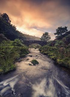 Flowing Away