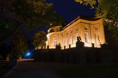 Nighttime at Monrepos (FocusPocus Photography) Tags: schloss palace monrepos ludwigsburg nacht night beleuchtet illuminated langzeitbelichtung longexposure