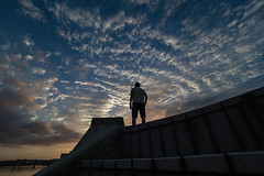 20170921 Today's sky by soyokazeojisan - OLYMPUS DIGITAL CAMERA