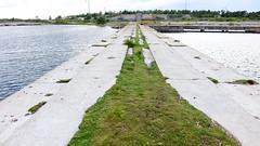 Smöjen kalkbrott (damestra) Tags: schweden sweden sverige kalkbrott steinbruch gotland ostsee balticsea östersjön hafen hamn harbour see sjö sea anleger kai sevenseas
