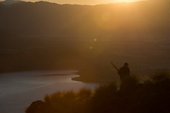 The Light Chaser (Anna Kwa) Tags: coromandelpeak sunrise lakewanaka wanaka photographer robbrown silhouette southisland newzealand annakwa nikon d750 afsnikkor70200mmf28g my light magical always seeing heart soul throughmylens moment omm travel world thelightchaser