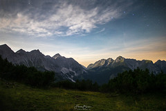 Moonshine Night (F!o) Tags: mond moon moonshine night landscape nightscape sternenhimmel sterne sony a7ii