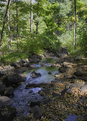 stream (jsleighton) Tags: stream knox headquarters new windsor rocks landscape