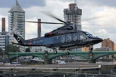 M-AJOR AgustaWestland AW139 (kertappa) Tags: img1191 major agustawestland aw139 london heliport battersea eglw