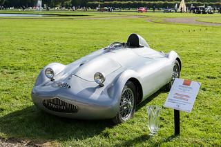 Siata 500 Record - 1946