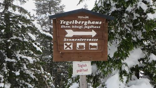 Tegelberg house, Summit Terrace