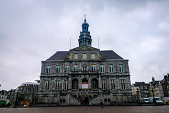 Stadhuis van Maastricht (Emilio Guerra) Tags: lowcountries locations lille netherlands limburg maastricht nederland stadhuisvanmaastricht maastrich mastrique eur2016 holanda