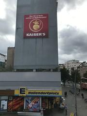 Gestern und Heute (Berliner1963) Tags: supermarkt kaisers edeka schöneberg berlin germany deutschland