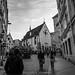 Street photography in Old Tallinn, Estonia