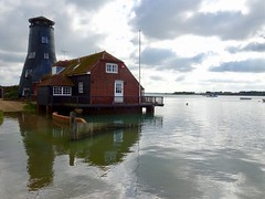 High tide at The Mill, Langstone, Hampshire (davison.hilary) Tags: harbour hightide mill langstone