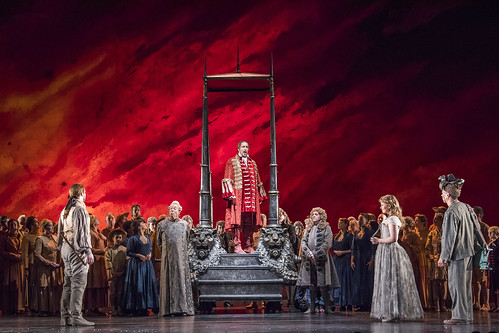 Catch The Royal Opera's <em>Magic Flute</em> live at a cinema near you on 20 September 2017