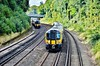 Farnborough Desiros..... (stavioni) Tags: wt swr emu south west trains western railway rail electric multiple unit train class444 class450 siemens desiro swml
