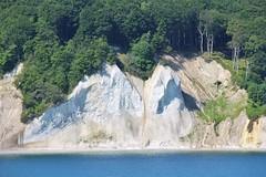 Kreidefelsen auf der Halbinsel Jasmund auf Rügen (Haeppi) Tags: rügen ostsee mecklenburgvorpommern kreidefelsen deutschland germany jasmund