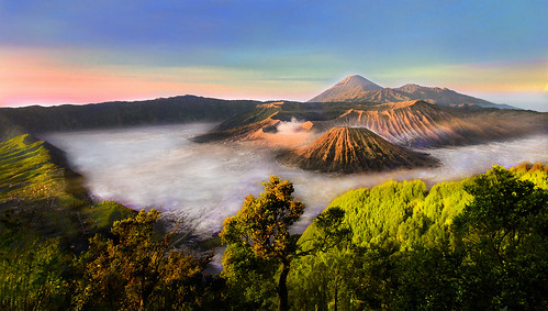 Mount Bromo - East Java, Indonesia