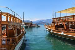 Antalya Limanı (Akcan PhotoGraphy) Tags: antalya liman harbor tekne boat
